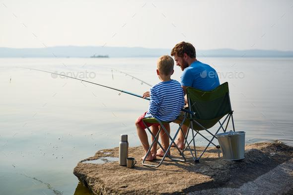 Fishing - Stock Photo - Images
