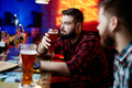 Man at bar - PhotoDune Item for Sale