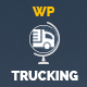 Trucking - Transportation & Logistics WordPress - ThemeForest Item for Sale