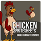 Game Asset : Chicken - GraphicRiver Item for Sale