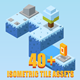 Game Asset : 41 Isometric Tiles #2 - GraphicRiver Item for Sale