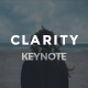 Clarity Keynote Presentation - GraphicRiver Item for Sale