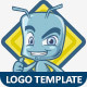 Alien Logo Template - GraphicRiver Item for Sale