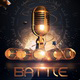 Open Microphone Battle Flyer - GraphicRiver Item for Sale