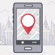 GPS Navigation - GraphicRiver Item for Sale