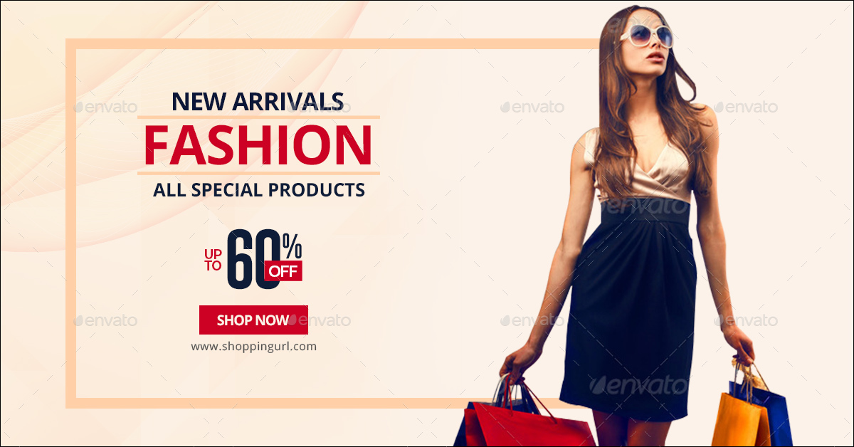Fashion Sale Banners by doto | GraphicRiver