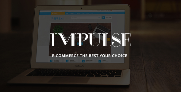 Impulse – Responsive Prestashop Theme