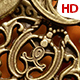 Decorated Old Key 0729 - VideoHive Item for Sale