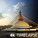 Kathmandu Day to Night  - VideoHive Item for Sale