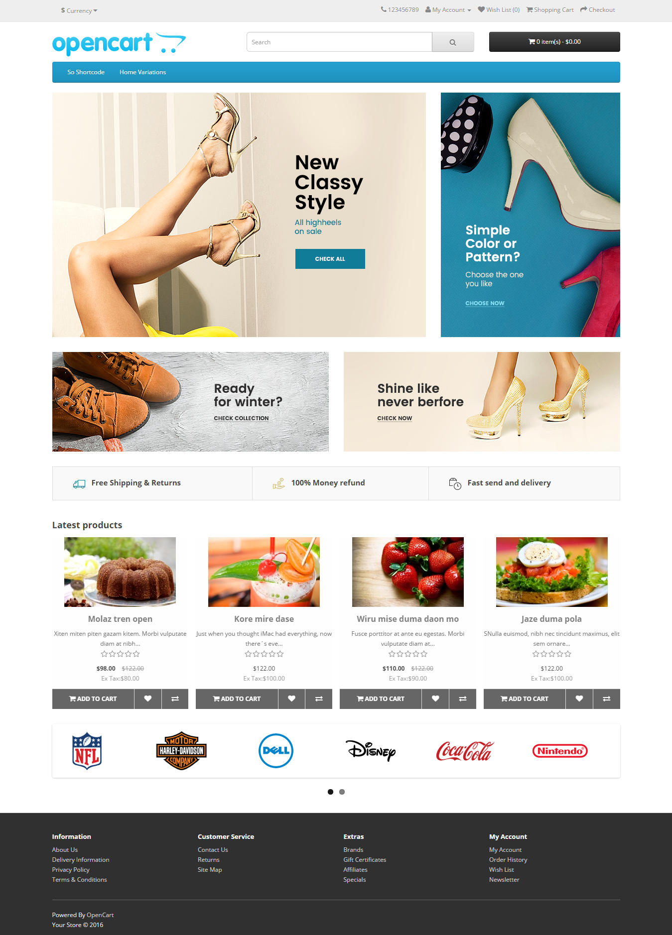 So Page Builder - Responsive OpenCart 3 0 x & OpenCart 2 x Page Builder  Module