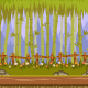 Bamboo Tree Game Background - GraphicRiver Item for Sale