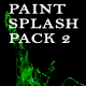 Paint Splash Pack 2 - VideoHive Item for Sale
