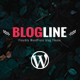 Blogline - Responsive WordPress Blog Theme