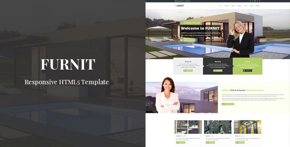 Furnit – Responsive HTML5 Template