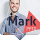 Mark triangle Presentation powerpoint - GraphicRiver Item for Sale