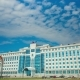 Shot Of Government Building Of Yamal - VideoHive Item for Sale