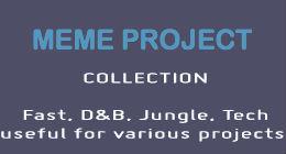 Fast, D&B, Jungle, Tech collection
