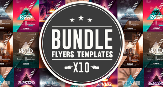 Package Flyers | Psd Templates