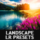 Sunny Landscape Lightroom Presets - GraphicRiver Item for Sale