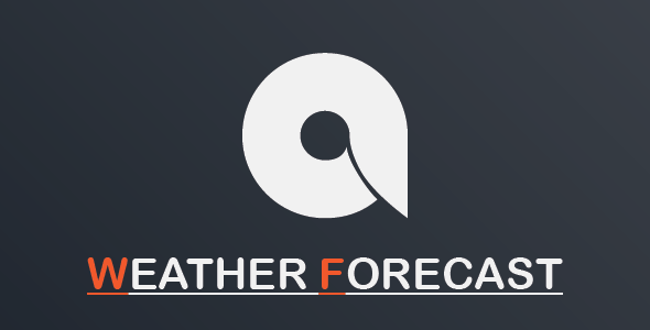 aWeather Forecast - CodeCanyon Item for Sale