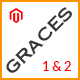 Graces - Responsive Magento 1 & 2 Theme