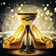 Golden Weekend Drink - GraphicRiver Item for Sale