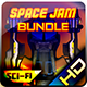Space Jam Hyperpack Bundle - GraphicRiver Item for Sale