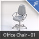 Office Chair 01 Nulled