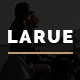 Larue - Personal Blog - ThemeForest Item for Sale