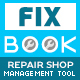 FixBook - Repair Shop Management Tool - CodeCanyon Item for Sale