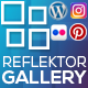 Reflektor Gallery - Wordpress Plugin - CodeCanyon Item for Sale