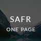 Safr - Travel and Booking PSD Template - ThemeForest Item for Sale