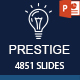 PRESTIGE PowerPoint Presentation Template - GraphicRiver Item for Sale