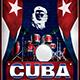 Cuban Live Salsa Flyer Template V3