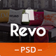 Revo - Modern Multipurpose PSD eCommerce Template - ThemeForest Item for Sale