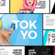 Tokyo - Creative PowerPoint Template - GraphicRiver Item for Sale