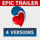 Inspiring & Dramatic Cinematic Trailer