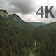 Way Through Forested Mountains - VideoHive Item for Sale