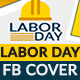 Labor Day Facebook Cover - GraphicRiver Item for Sale