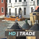 Glass Carboys on Venice Canal - VideoHive Item for Sale