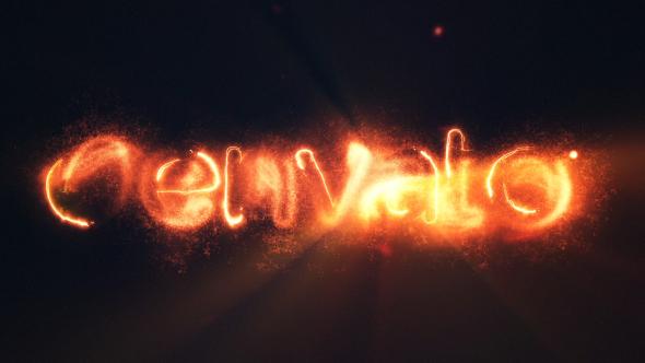 Epic Fire Logo by NeuronFX | VideoHive
