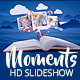 Photo Gallery Slideshow Our Beautiful Moments - VideoHive Item for Sale