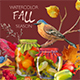 Watercolor Autumn - GraphicRiver Item for Sale