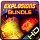 Explosions Hyperpack Pack - GraphicRiver Item for Sale