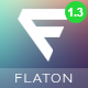 Flaton - Responsive Shopify Digital Theme - ThemeForest Item for Sale