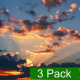 Sunrise.  Colorful Morning Sky - VideoHive Item for Sale
