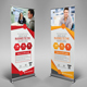 Rollup Banner Design - GraphicRiver Item for Sale
