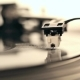 DJ Needle On Spinning Turntable - VideoHive Item for Sale