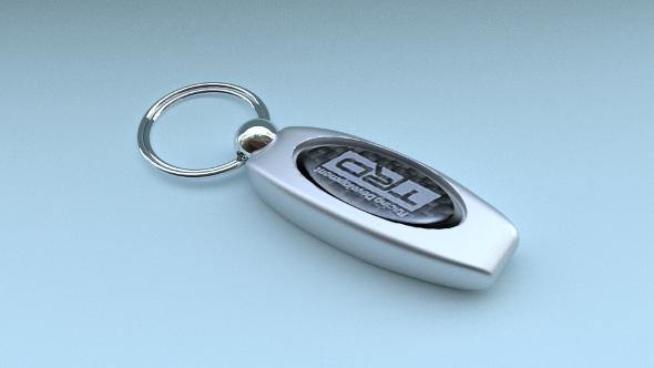 Key Medal - 3DOcean Item for Sale