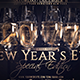 New Years Eve Flyer Template V5 - GraphicRiver Item for Sale